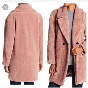 Lucky Brand Teddy Bear Coat